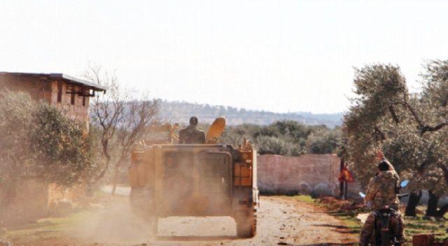 Rejime ilk tokat Neyrab'da atıldı