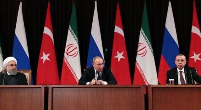 Reuters: Türkiye, Rusya ve İran mart ayında İdlib'i ele alacak