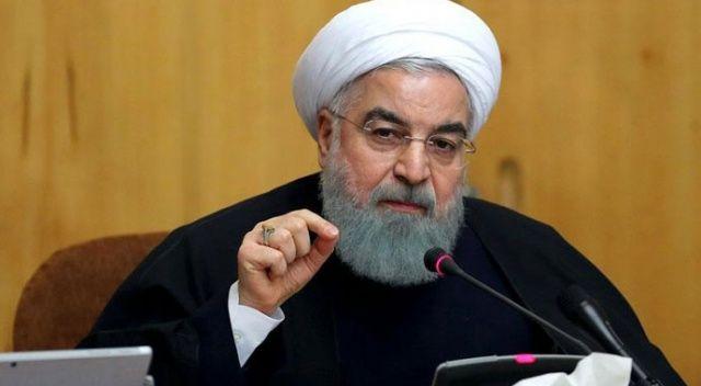 Ruhani: ABD yaptırımları korona gibidir