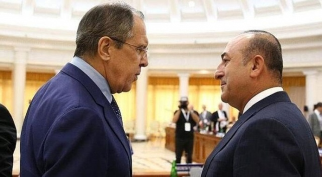 Rusya ile yoğun diplomasi