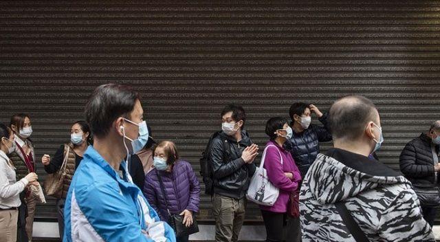 Salgın Çin'in üretim kapasitesini yarıya yakın düşürdü