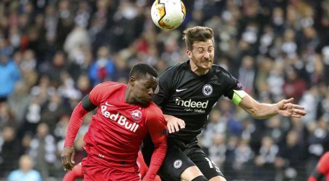 Salzburg - Eintracht Frankfurt maçına fırtına engeli