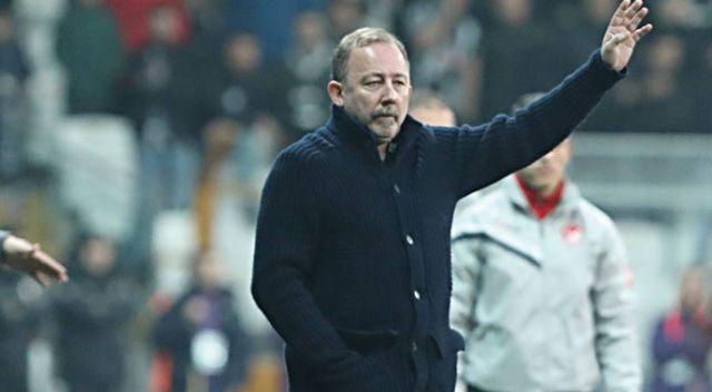 """Sergen Yalçın: """"Karius sezon sonu bizimle olmayacak"""""""