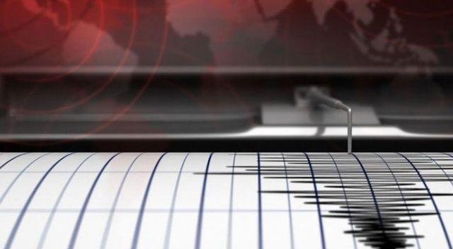 Son dakika deprem | Manisa'da korkutan deprem | Son depremler
