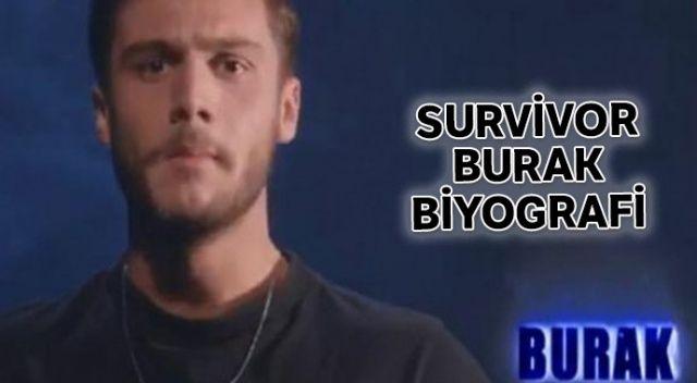 Survivor Burak Yurdugör Kimdir? Survivor Burak Kaç Yaşında, Nereli? Survivor Burak Yurdugör Mesleği Ne?