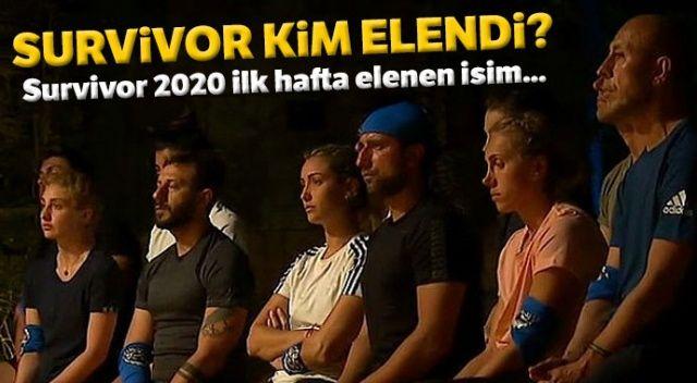 Survivor kim elendi, kim gitti? 2020 Survivor adaya kim veda etti? (Survivor Elenen isim kim )