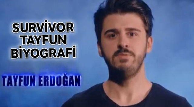 Survivor Tayfun Erdoğan kimdir? Survivor Tayfun Erdoğan kaç yaşında, nereli? Survivor Tayfun kimin oğlu?