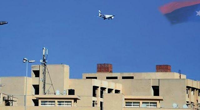 Trablus'un tek sivil havalimanında uçuşlar durduruldu
