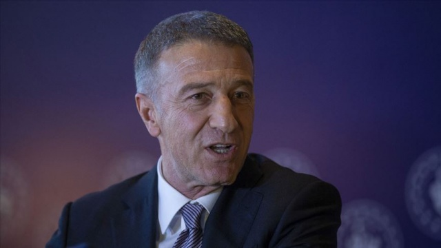 Trabzonspor Başkanı Ağaoğlu: Şu anda ne olduğun önemli değil, nerede bitireceğin önemli