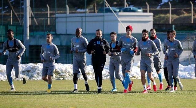 Trabzonspor'da Demir Grup Sivasspor mesaisi başladı