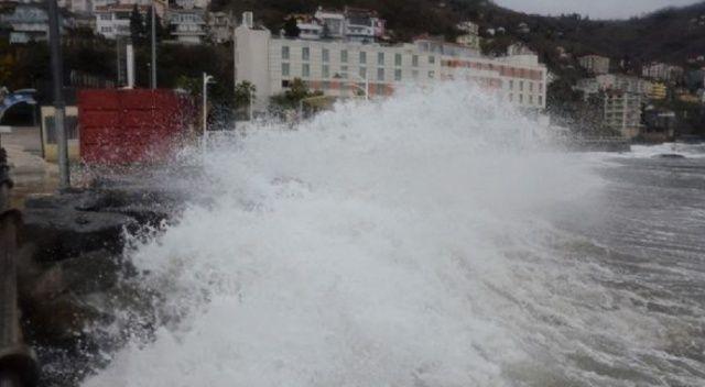 Trakya'ya kuvvetli fırtına uyarısı