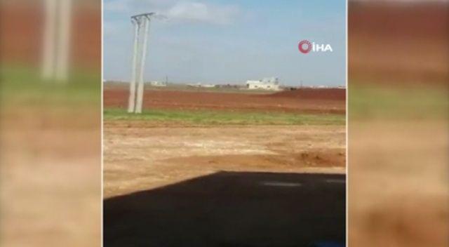 TSK, Serakib hattında bulunan rejim hedeflerini ÇNRA ile vurdu