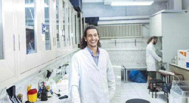 Türk araştırmacıya  Avrupa'dan ödül