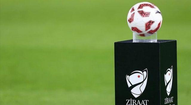 Türkiye Kupası yarı final programı açıklandı