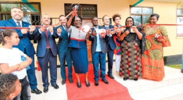 Türkiye Maarif Vakfı, Tanzanya'da iki kampüs içinde altı yeni okul açtı