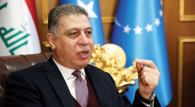 Türkmen lider Salihi'den Türkiye'ye taziye mesajı