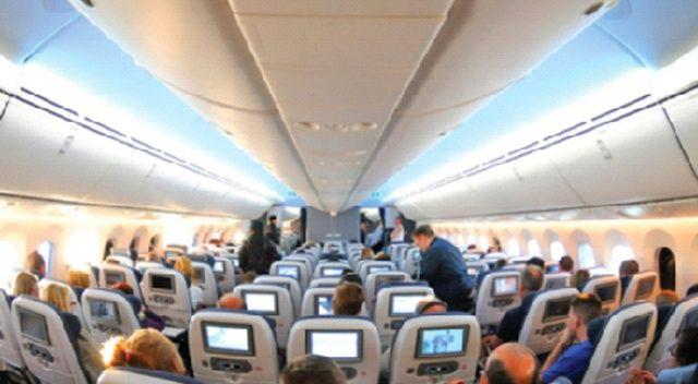 Uçakta kemer takmayan bedelini de ödeyecek!