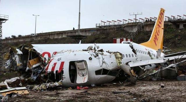 Ulaştırma ve Altyapı Bakanlığından kaza yapan uçakla ilgili açıklama