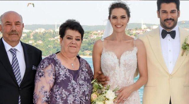 Ünlü oyuncu Fahriye Evcen'in babası hayatını kaybetti