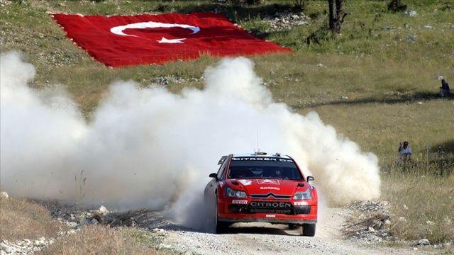 WRC Türkiye Rallisi, Cumhurbaşkanlığı himayesinde düzenlenecek