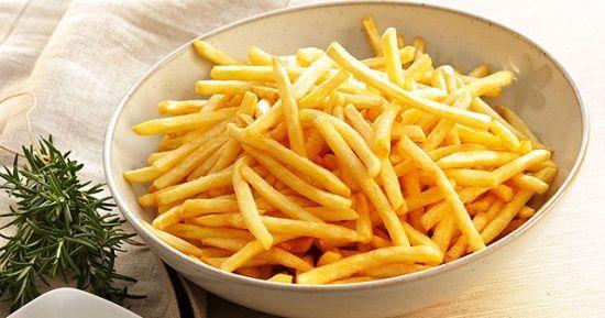 Dondurulmuş patates üç kat daha pahalı