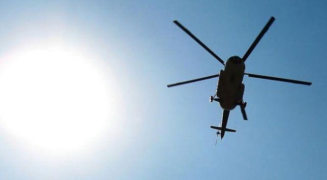'5 helikopterle havadan dezenfektan sıkılacak' paylaşımlarına valilikten açıklama