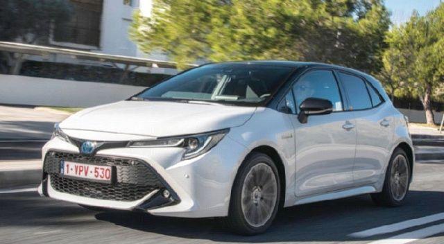 'Corolla Hatchback ile vites yükseltiyoruz'