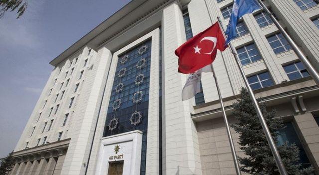18 Mart'taki AK Parti Grup Toplantısı iptal edildi