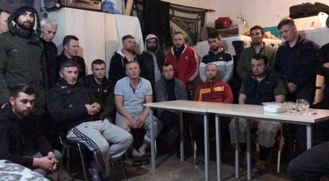 26 Türk işçisi, korona virüsü nedeniyle Makedonya'da mahsur kaldı