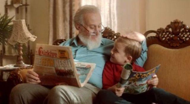 50. yıl reklam filmimiz yayında