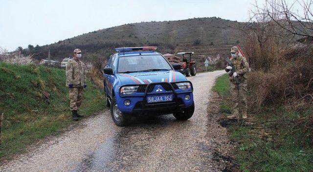 8 ilde 11 köy ve 2 mahalle yeni tip koronavirüse karşı karantinaya alındı