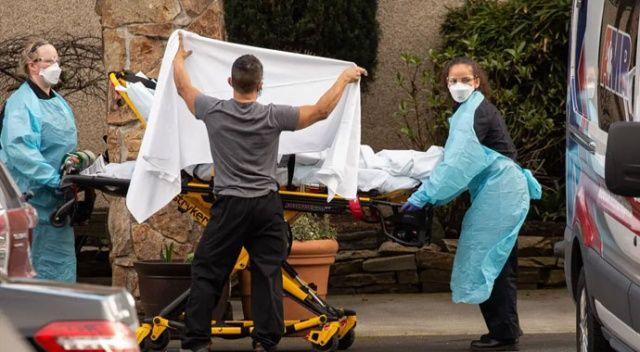 ABD'de yeni tip koronavirüs nedeniyle hayatını kaybedenlerin sayısı bini geçerken, vaka sayısı ise 70 bine yaklaştı