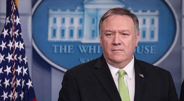 ABD'den Kovid-19 nedeniyle Çin ve İran'a 'sert' eleştiri