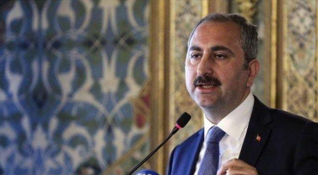 Adalet Bakanı Gül: 'Yargılamalara ilişkin bütün süreler 30 Nisan'a kadar durduruldu'