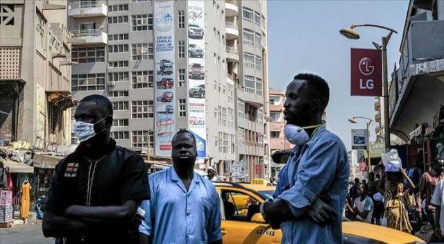 Afrika'da Covid-19 nedeniyle ölenlerin sayısı 117'ye ulaştı