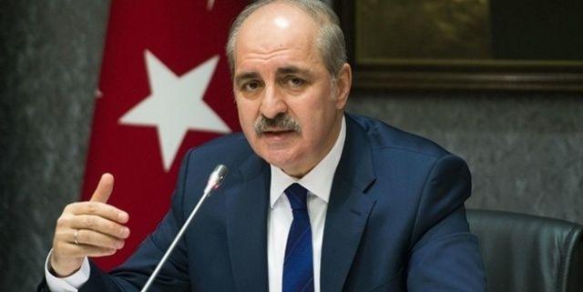 """AK Parti Genel Başkanvekili Kurtulmuş'tan """"koronavirüs"""" uyarısı"""