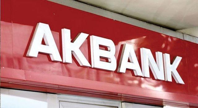 Akbank'tan destek paketi