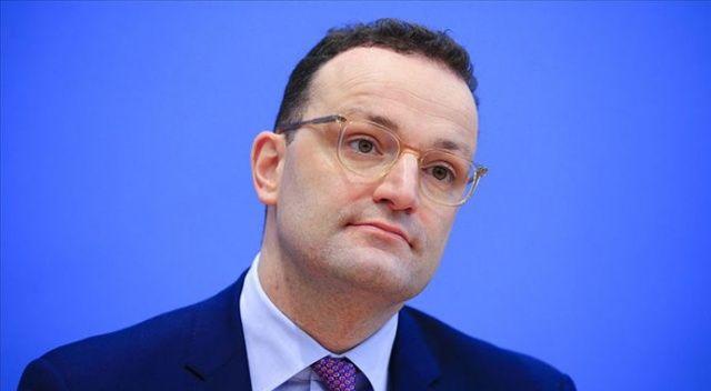 Almanya Sağlık Bakanı Spahn: Koronavirüs salgınında fırtına öncesi sessizlik dönemindeyiz