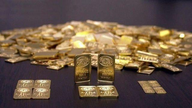Altının kilogramı 337 bin 800 liraya geriledi