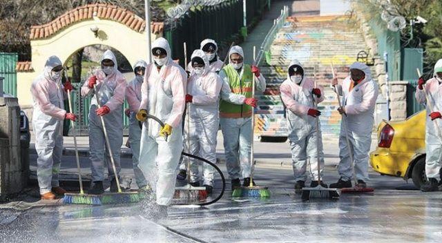 Ankara Büyükşehir Belediyesi, merkez caddeleri de dezenfekte edecek