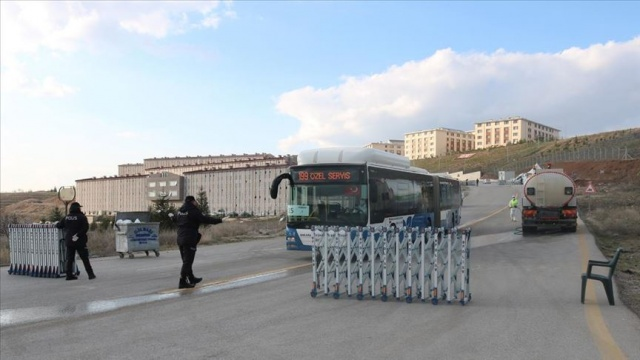 Ankara'da umre dönüşü karantinaya alınanlardan 168'i tahliye edildi