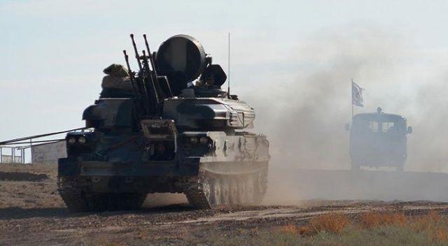Azerbaycan-Ermenistan temas hattında çatışma