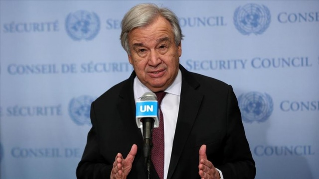 BM'den en yoksul ülkelerde Kovid-19'la mücadeleye 2 milyar dolar yardım çağrısı
