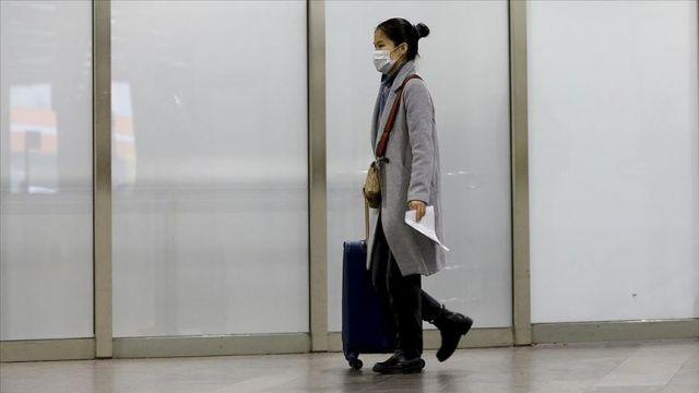 Çin, Kovid-19 nedeniyle yabancıların ülkeye girişini 'geçici olarak' yasakladı