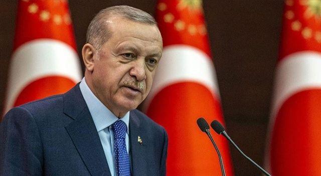Cumhurbaşkanı Erdoğan: Adımlarımızı eşgüdüm içerisinde atmayı sürdürüyoruz