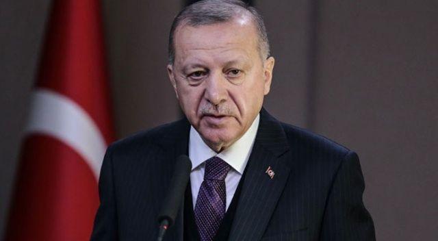 Cumhurbaşkanı Erdoğan: Yeni bir dünyada güçlü bir Türkiye var