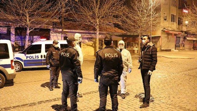 Denizli'de hastaneden uzaklaştığı belirtilen kişi polisi harekete geçirdi