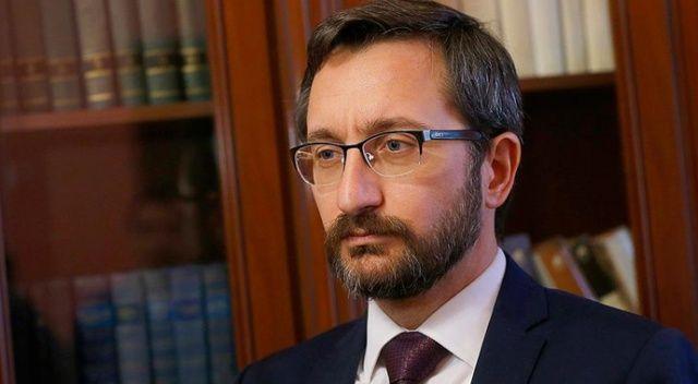 Fahrettin Altun'dan yabancı medyaya uyarı: Bir daha aynı hatayı yapmayın