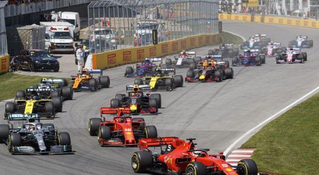 Formula 1'de sekizinci koronavirüs ertelemesi