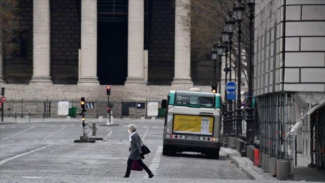 Fransa'da koronavirüs nedeniyle ölenlerin sayısı 1100'e yükseldi